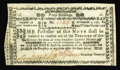 Colonial Notes:New Hampshire, New Hampshire November 3, 1775 40s Extremely Fine. This is thevariety that is listed in Newman as a counterfeit printed by ...