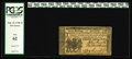 Colonial Notes:New Jersey, New Jersey June 22, 1756 3s PCGS New 62. This example is oftenconfused with the more common 1763 issue due to design simila...