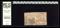 Colonial Notes:New Jersey, New Jersey December 31, 1763 6s PCGS Choice About New 58PPQ. Simplya wonderful example from this much scarcer 1763 issue th...