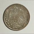 Mexico, Mexico: Republic Cap and Rays 8 Reales 1884 Go-RM, 8/7,...