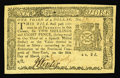 Colonial Notes:New York, New York March 5, 1776 $1/3 Choice New. The signatures and serialnumber are somewhat faded on this note which remains quite...