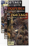 Modern Age (1980-Present):Horror, Toe Tags Featuring George A. Romero #1-6 Group (DC, 2004-05)Condition: Average NM+.... (Total: 6 Comic Books)