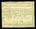 Colonial Notes:North Carolina, North Carolina December, 1768 40s Choice Extremely Fine....