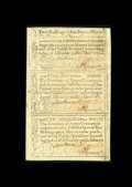 Colonial Notes:North Carolina, North Carolina December, 1771 2s/6d, £1, 10s Gem New. When itrains, it pours. Put one of these away now because these full...