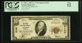 National Bank Notes:Montana, Dillon, MT - $10 1929 Ty. 1 The First NB Ch. # 3120. ...