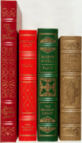Books:Fine Bindings & Library Sets, [George Bernard Shaw, Eugene O'Neill, Henrik Ibsen]. Group of Four Franklin Library Editions. Various dates. Publisher's ful... (Total: 4 Items)