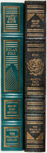 Books:Fine Bindings & Library Sets, Martin Cruz Smith. SIGNED. Pair of First Editions. Franklin Center: Franklin Library, [various dates]. Both are signed by ... (Total: 2 Items)