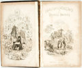 Books:Literature Pre-1900, Charles Dickens. The Life and Adventures of Martin Chuzzlewit. With illustrations by Phiz. London: Chapman and Hall,...