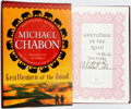 Books:Literature 1900-up, Michael Chabon. SIGNED. Gentlemen of the Road. New York: DelRey, [2007]. First edition, signed by the author. P...