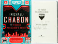 Books:Literature 1900-up, Michael Chabon. SIGNED. The Yiddish Policemen's Union. [New York]: Harper Collins, [2007]. First edition, signed b...