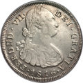 Colombia, Colombia: Ferdinand VII 8 Reales 1816 P-F XF Details(Cleaning) PCGS,...