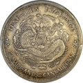 China:Fengtien, China: Fengtien. Dollar CD (1903) XF Details (Tooled) PCGS,...