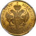 German States, German States: Hamburg. Free City gold 2 Ducat 1778 MS65 NGC,...