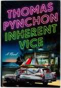 Books:Literature 1900-up, Thomas Pynchon. Inherent Vice. New York: Penguin, 2009.First edition. Publisher's binding in dust jacket. Fine.F...