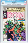 Modern Age (1980-Present):Science Fiction, Rom #24 (Marvel, 1981) CGC NM/MT 9.8 White pages....