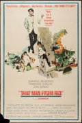 """Movie Posters:Foreign, That Man from Rio & Other Lot (United Artists, 1964). Posters (2) (40"""" X 60""""). Foreign.. ... (Total: 2 Items)"""
