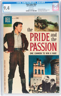 Silver Age (1956-1969):Miscellaneous, Four Color #824 The Pride and the Passion (Dell, 1957) CGC NM 9.4 White pages....