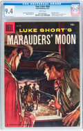 Silver Age (1956-1969):Western, Four Color #848 Marauder's Moon (Dell, 1957) CGC NM 9.4 White pages....