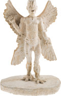 "Movie/TV Memorabilia:Original Art, A Statuette of The Demon 'Pazuzu' Related to ""The Exorcist.""..."