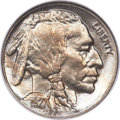Buffalo Nickels, 1927-S 5C MS65 NGC....