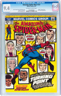 Bronze Age (1970-1979):Superhero, The Amazing Spider-Man #121 (Marvel, 1973) CGC NM 9.4 Off-white towhite pages....