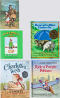 Books:Original Art, Approximately Twenty-Three Children's Books with Williams Art. Some of these were the artist's personal copies. Various publ... (Total: 23 Items)