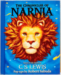 Books:Children's Books, [Pop-Up Book]. C. S. Lewis. Robert Sabuda, illustrator. TheChronicles of Narnia. New York: HarperCollins, 2007. Pre...