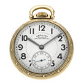 Timepieces:Pocket (post 1900), Hamilton 23 Jewel Railway Special 950 B Pocket Watch. ...
