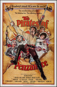 "The Pirates of Penzance & Others Lot (Universal, 1983). One Sheets (3) (27"" X 41""). Musical. ... (Total: 3..."