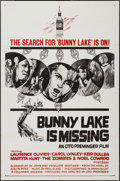 """Movie Posters:Mystery, Bunny Lake is Missing (Columbia, 1965). One Sheet (27"""" X 41"""") StyleB. Mystery.. ..."""