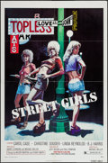 "Movie Posters:Sexploitation, Street Girls (New World, 1975). One Sheets (3) (27"" X 41"").Sexploitation.. ... (Total: 3 Items)"