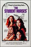 "Movie Posters:Sexploitation, The Student Nurses & Others Lot (New World, 1970). One Sheets(3) (27"" X 41""). Sexploitation.. ... (Total: 3 Items)"