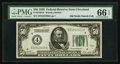 Small Size:Federal Reserve Notes, Fr. 2100-D $50 1928 Federal Reserve Note. PMG Gem Uncirculated 66 EPQ.. ...