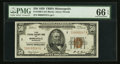 Small Size:Federal Reserve Bank Notes, Fr. 1880-I $50 1929 Federal Reserve Bank Note. PMG Gem Uncirculated 66 EPQ.. ...