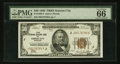 Small Size:Federal Reserve Bank Notes, Fr. 1880-J $50 1929 Federal Reserve Bank Note. PMG Gem Uncirculated 66 EPQ.. ...