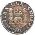 Colombia, Colombia: Charles III Pillar Real 1760 NR-JV VF35 PCGS,...
