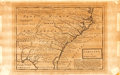 Books:Maps & Atlases, [Maps] H[erman] Moll. Carolina. Most likely a 19th century reproduction of an 18th century original. Measures 14.5 x...