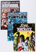 Modern Age (1980-Present):Miscellaneous, Modern Age Independent Comics Group (Various Publishers, 1980s).... (Total: 5 Comic Books)