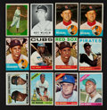 Baseball Cards:Lots, 1951 - 1967 Topps and Fleer Baseball Collection (800+). ...