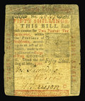 Colonial Notes:Pennsylvania, Pennsylvania May 1, 1760 50s Very Fine. Very high grade for theissue, with no problems, restorations or repairs. The note i...