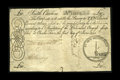 Colonial Notes:South Carolina, South Carolina June 1, 1775 £10 Very Good. This is a bright note with the abraded edges reinforced and so is the center. An...