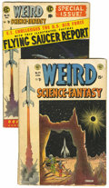 Golden Age (1938-1955):Science Fiction, Weird Science-Fantasy #24 and 26 Group (EC, 1954).... (Total: 2Comic Books)
