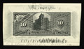 Canadian Currency: , Toronto, ON- Canadian Bank of Commerce $10 (1888 - 1912) Charlton75-14-16P thru 28P Back Proof. This black and white proof ...