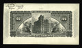 Canadian Currency: , Toronto, ON- Canadian Bank of Commerce $100 (1888 - 1912) Charlton75-14-56P thru 64P Back Proof. This proof was printed on ...