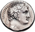 Ancients:Greek, Ancients: PHOENICIA. Tyre. 126/5 BC-AD 65/6. Collection of 38 AR shekels spanning the lifetime of Jesus Christ, circa 5 BC - AD 33/4.... (Total: 38 coins)