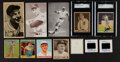 Baseball Cards:Lots, 1930's-1960's Baseball Card Collection (40) Packed With HoFers WithDiMaggio Rookie! ...