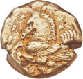 Ancients:Greek, Ancients: MYSIA. Lampsacus. Ca. 500-450 BC. EL stater (22mm, 15.26gm)....