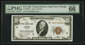 Small Size:Federal Reserve Bank Notes, Fr. 1860-G $10 1929 Federal Reserve Bank Note. PMG Gem Uncirculated 66 EPQ.. ...