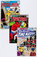 Silver Age (1956-1969):Miscellaneous, Showcase Group (DC, 1960-66) Condition: Average GD/VG.... (Total:10 Comic Books)