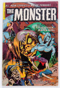 Golden Age (1938-1955):Horror, Monster #2 (Fiction House, 1953) Condition: VG....